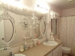 Chic Bathroom Ideas Small Bathroom Not So Shab Shab Chic Fake A Window With Regard