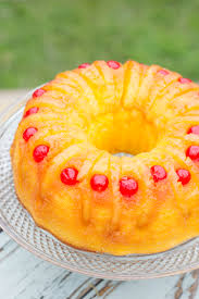 pineapple upside down bundt cake kendra u0027s treats