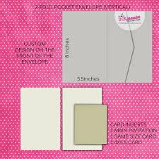 Card Inserts For Invitations Envelopes For Invitations Wedding Invitations