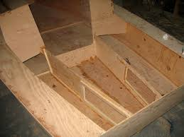 free build boat seat plans dyak