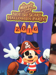 mickey s halloween party reviews tpr at mickey u0027s not so scary halloween party 2016 theme park review