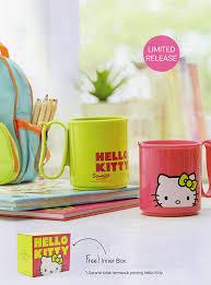 kitty snack tupperware promo