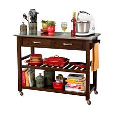 kitchen island ideas u2013 kitchen cart from wayfair kitchentoday