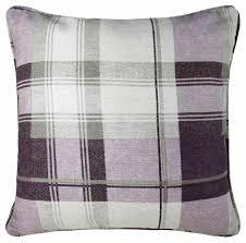 Stag Cushions Balmoral Tartan Check Cushion Covers 17