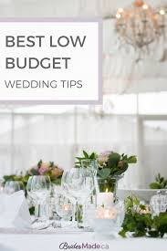 low budget wedding best low budget wedding tips best ways for you to save bridesmade