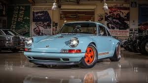 porsche stinger 1991 porsche 911 reimagined by singer jay leno u0027s garage youtube