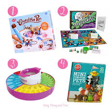 gifts for 10 year easy peasy and