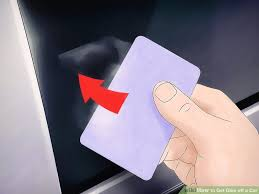 Car Upholstery Adhesive 3 Ways To Get Glue Off A Car Wikihow