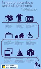 how to downsize a senior citizen u0027s home life storage blog