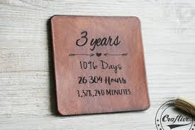 3 yr anniversary gift 3 year wedding anniversary gift ideas for imbusy for