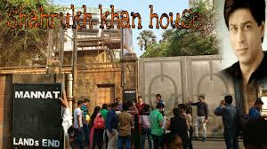 superstar shahrukh khan house mannat u0026 tourist places in mumbai