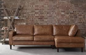 light brown leather corner sofa drake leather chaise sofa leather corner sofas