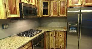 rustic cabinets for kitchen rustic log kitchen bath