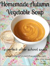 perfect little house yummy after snack u2013 mixed autumn vegetable soup our