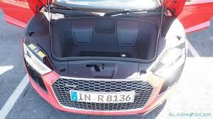 2017 audi r8 first drive u2013 all supercar no compromises slashgear