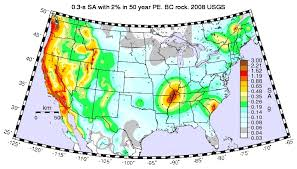 us geological earthquake map earthquakes in the central virginia seismic zone