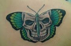vector skull butterfly search butterfly paraphenalia