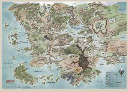 World Time Map Faerûn Forgotten Realms Wiki Fandom Powered By Wikia