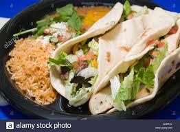 cuisine mexicaine fajitas fast food restaurant combinaison de la plaque de la cuisine