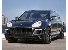 Porsche Cayenne Lifted - porsche cayenne s turbo kit results