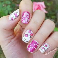 nail designs for kids 2017