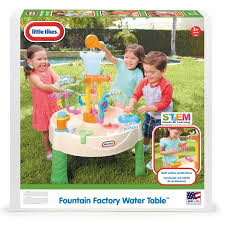 water table for 1 year old little tikes fountain factory water table sandpits uk
