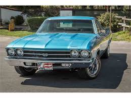 1969 chevrolet el camino for sale on classiccars com 25 available
