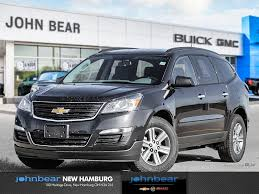 chevrolet traverse new 2017 chevrolet traverse ls at john bear new hamburg 171020
