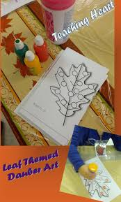 autumn writing paper fall into fall a theme unit for the classroom leaf dauber art