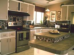 Kitchen Remodel Mobile Home Kitchen Remodel With Cabinets Mobile