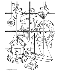 toy coloring pages coloring