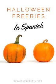 halloween freebies in spanish mommymaleta