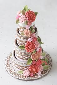 Wedding Cake Cookies Video Release How To Make 3 D Contoured Wedding Cake Cookies