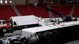 2014 las vegas truck show truck recovery miller rotator tow trucks at las vegas tow show 2014