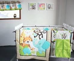 Elephant Crib Bedding For Boys Pink Elephant Crib Bedding Set Boutique Pink Gray Elephant 13pcs