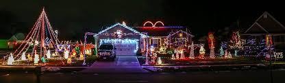christmas light shows in michigan bozak family christmas light show duneland diary