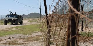 Guantanamo Bay Map Why Does Google Maps List Guantánamo Bay As Closed