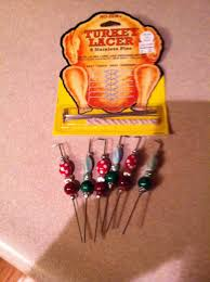 turkey lacers from plain turkey lacers to fancy appetizer sticks crafts