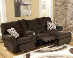Black Leather Reclining Sectional Sofa Loukas Leather Reclining Sectional Sofa With Chaise 572 By