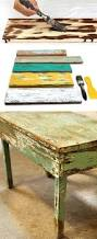 Wooden Furniture Paint Distress Wood U0026 Furniture Ultimate Guide To 7 Easy Painting