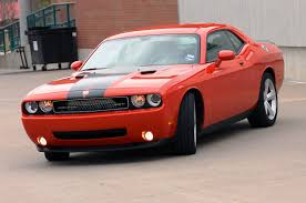 Dodge Challenger With Blower - dodge challenger by procharger
