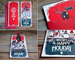 122 best christmas cards business images on pinterest