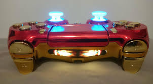 Iron Man Home Iron Man Ps4 Controller Challenges Tony Stark U0027s Knack For Innovation