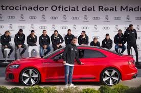 audi r8 tanner braungardt cristiano ronaldo pepe and fabio having fun with an audi cr7