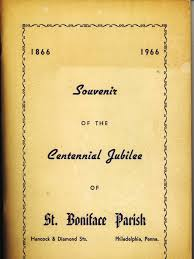 centennial celebration souvenir booklet st boniface centennial booklet organ music pope