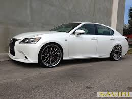 lexus burgundy gs savini wheels