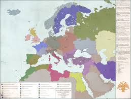 Map Of The Roman Empire Alternate History Weekly Update Map Monday The Restored Roman