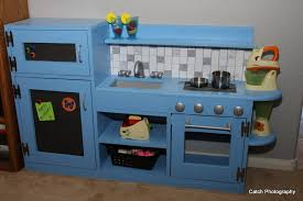 play kitchen from furniture white one play kitchen diy projects