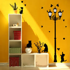 Home Decoration Items Online by Online Get Cheap Lamp Wall Stickers Aliexpress Com Alibaba Group