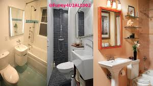 big ideas for small bathrooms ᴴᴰ youtube